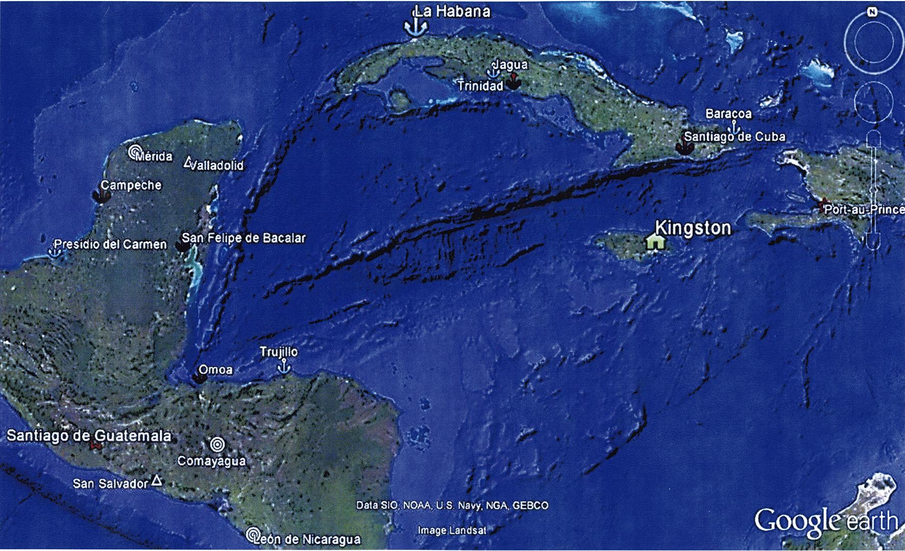 Corsarios Españoles En El Golfo De Honduras 1713 1763 Reichert